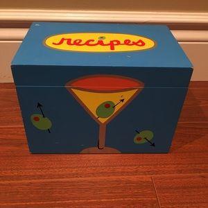 Other - Recipe Box